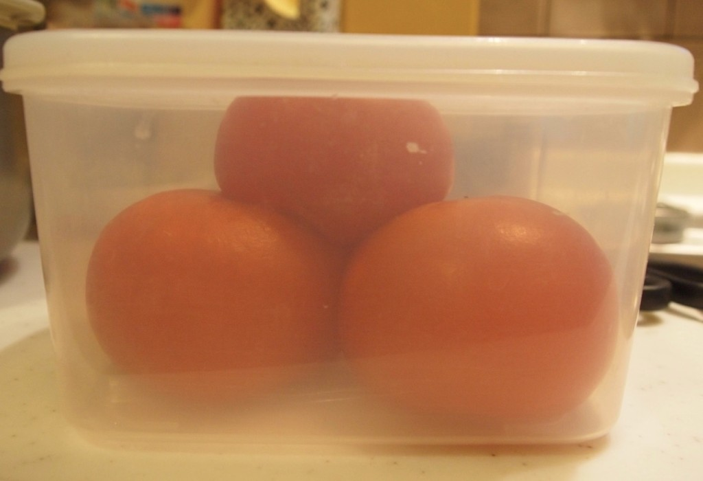 柿酢の作り方