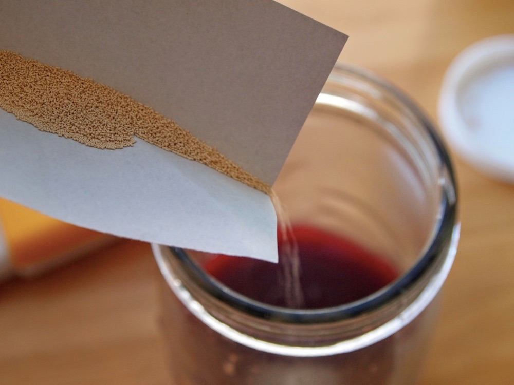 手作りワイン