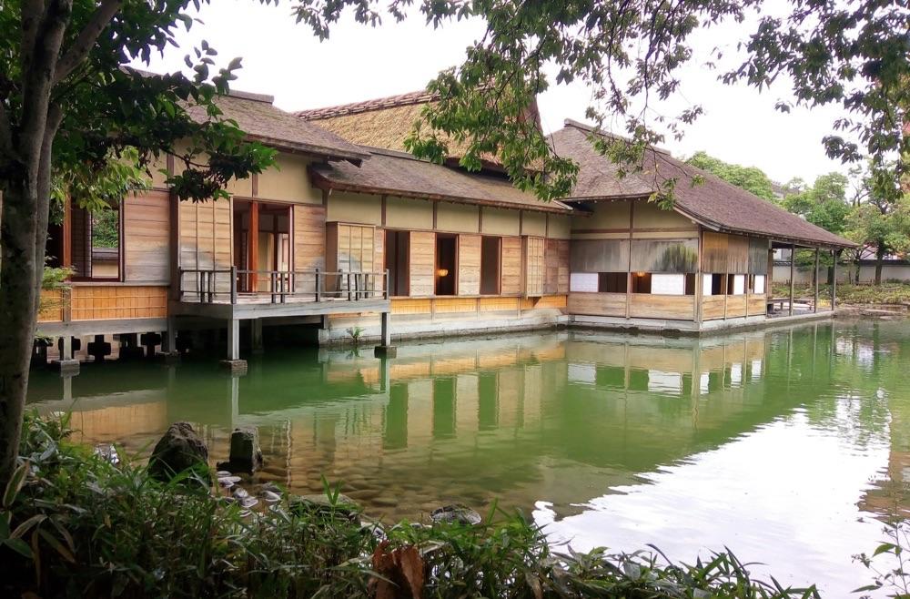御泉水屋敷