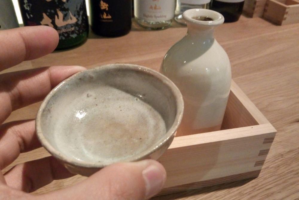 白岳仙  純米酒 ひだまり